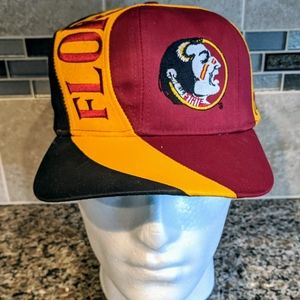 Vintage 1994 Florida State Seminoles Snapback Hat